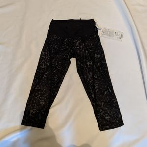 Pedal Pace crop leggings size 4